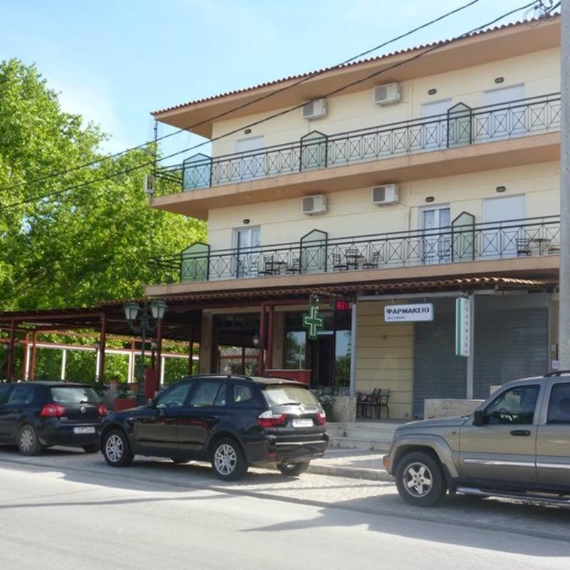 Hotel Adonis (Kriopigi)