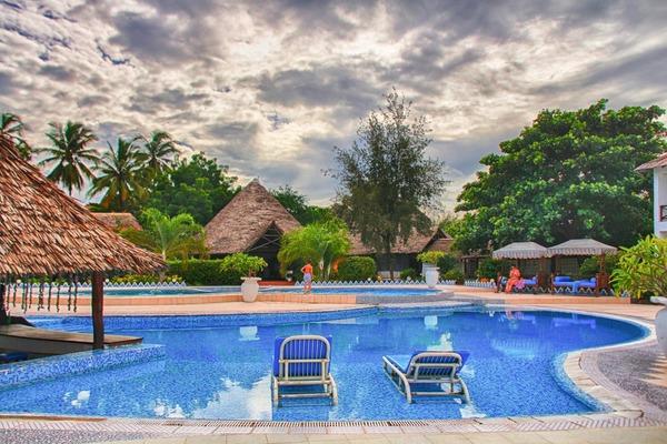 Hotel African Sun Sands Sea Resort