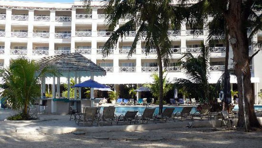 Almond Casuarina Beachw Saint Lawrence Gap Barbados