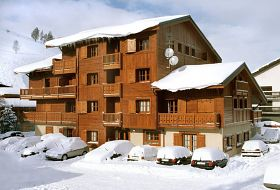 Hotel Alpina Lodge