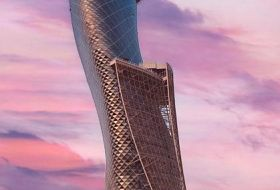 Hotel Andaz Capital Gate Abu Dhabi