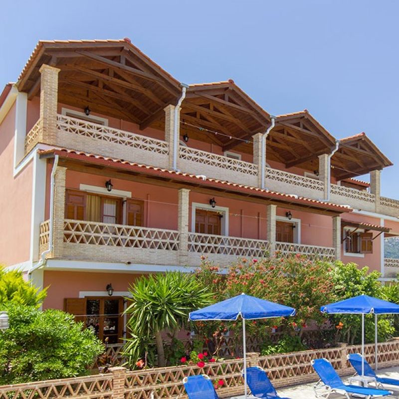 Hotel Anemomilos Studios