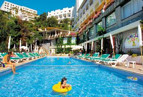 Hotel Antares Terazze Olimpo