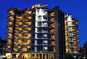 Hotel APK Resort And Spa