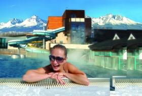 Hotel Aquacity Poprad