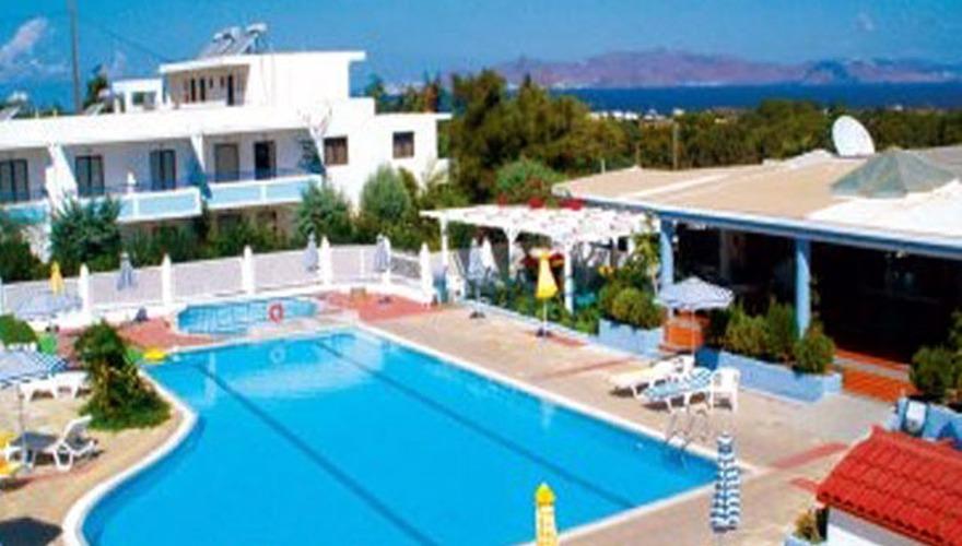 Aristo w psalidi kos grecja for Hotel agrustos