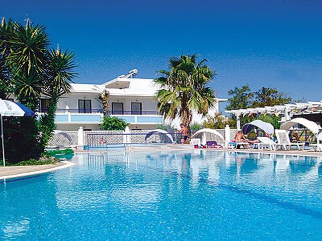 Hotel aristo w psalidi kos grecja for Hotel agrustos