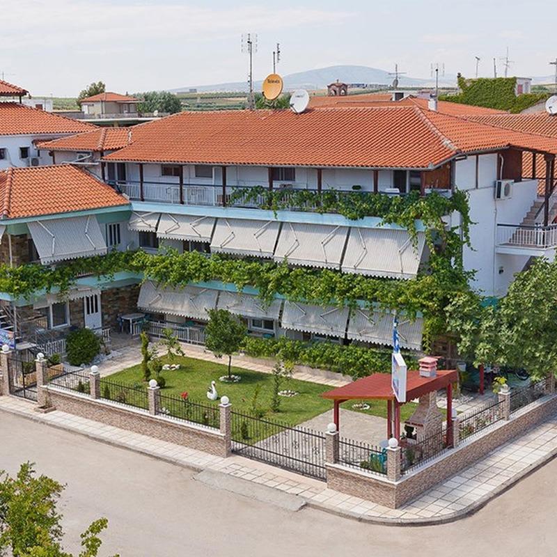 Hotel Artemis Apartments