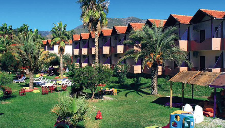 Hotel Banana Beach & Family Suite - Alanya