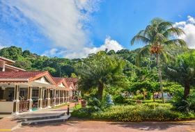 Hotel Berjaya Praslin Beach Resort