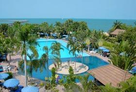 Hotel Botany Beach Resort - Sattahip - Region Pattaya - Tajlandia