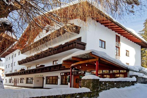 Apartamenty Brixental