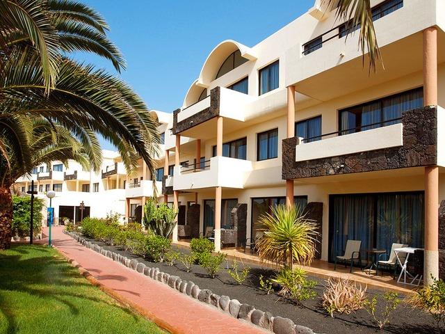 hotel calimera lanzarote: