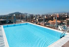 Hotel Catalonia Park Guell