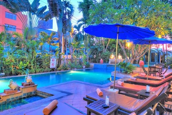 Hotel Citin Garden Resort