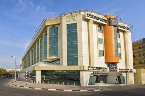 Hotel Corp Executive Al Khoory
