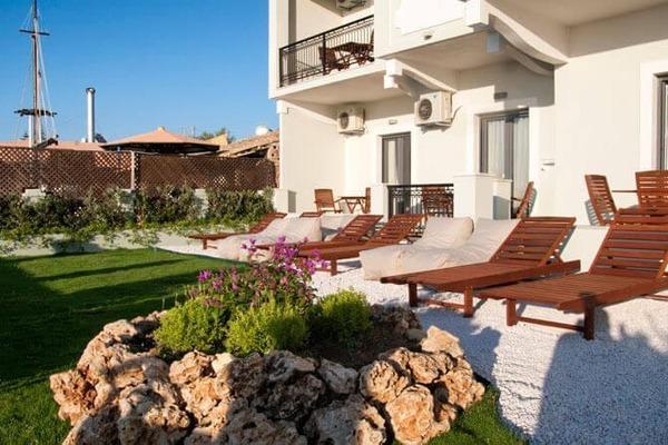 Hotel Cressida Seaside Apartments