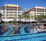 Hotel Crystal Family Resort & Spa w Bogazkent
