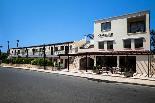 Hotel Crystallo