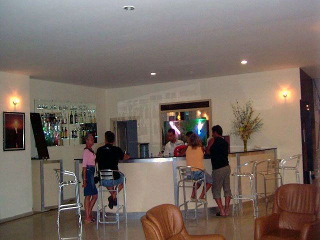 Desire Beach - bar hotelowy