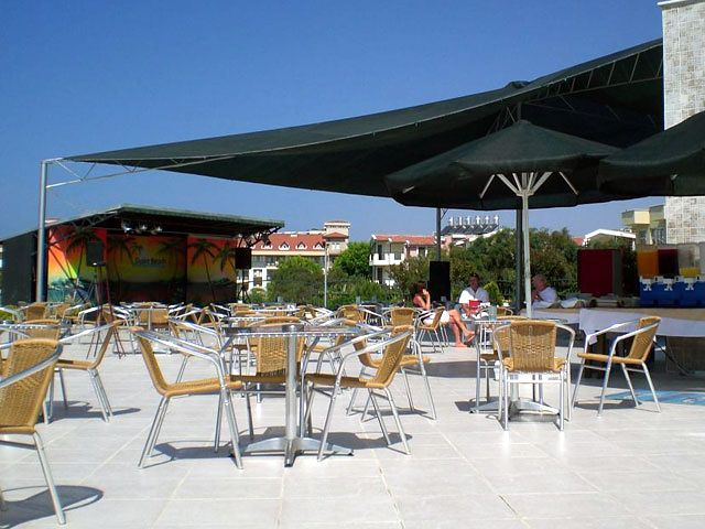 Desire Beach (Turcja, Kumkoy) - bar