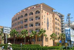 Hotel Doris Aytur - Mahmutlar  Alanya - Turcja