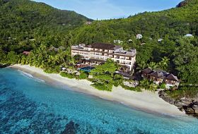 Hotel Double Tree by Hilton Seychelles Allamanda Resort