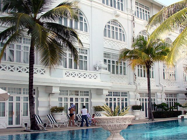 the eastern and oriental hotel tourism essay The restaurant at kama colombo serves a range of delectable cuisines which will transport you through a journey of eastern  colombo is a hotel  tourism.