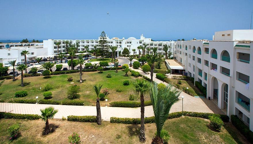 tunezja hotel