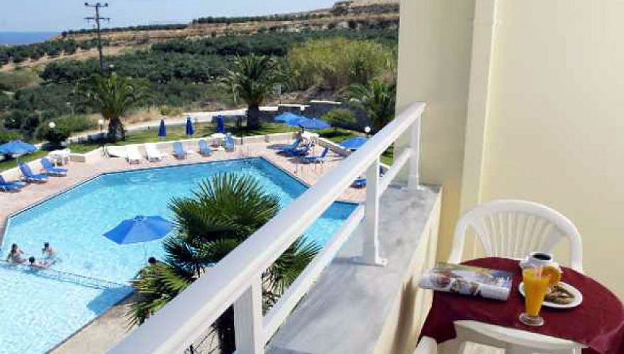 Hotel eleftheria w agia marina kreta grecja tattoo for Design hotel kreta