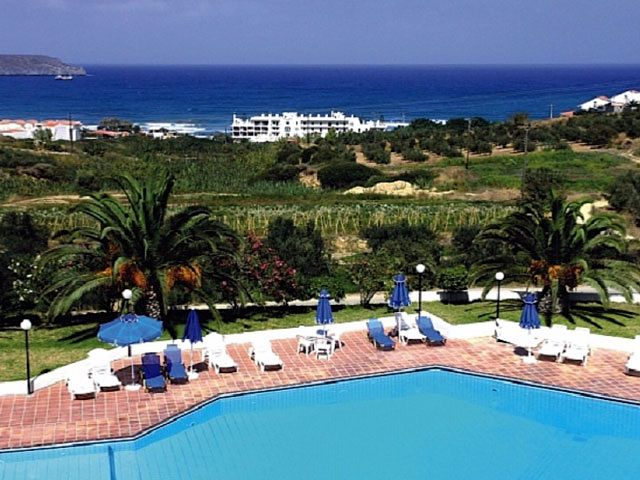 Hotel eleftheria w agia marina kreta grecja tattoo for Designhotel kreta