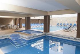 Basen hotelowy w Euroclub