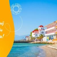 Tanie studenckie wycieczki do Grecja, Riwiera Olimpijska, Paralia