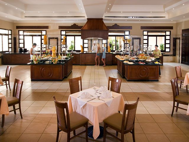 Grand Plaza (Egipt, Sharm El Sheikh) - restauracja