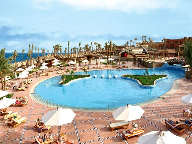 Grand Plaza w Egipcie, Sharm El Sheikh