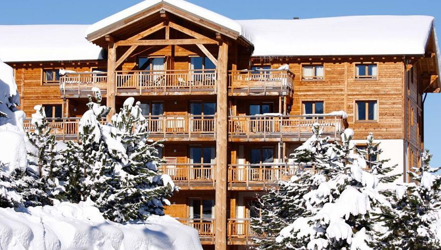 Alba les 2 alpes w les 2 alpes francja for Hotels 2 alpes