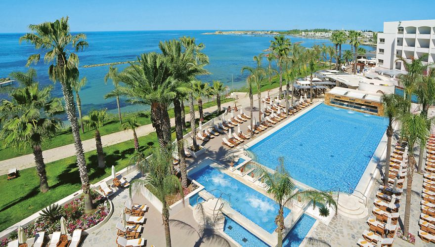 Alexander The Great Beach Hotel Paphos All Inclusive