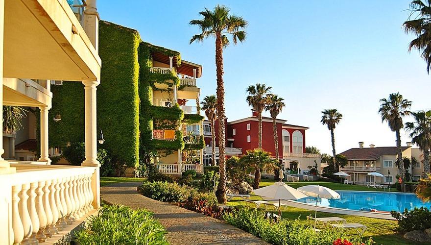 Aparthotel jardin de menorca w playa de son bou minorka for Aparthotel jardin de menorca