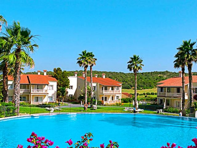 Hotel aparthotel jardin de menorca w playa de son bou for Aparthotel jardin