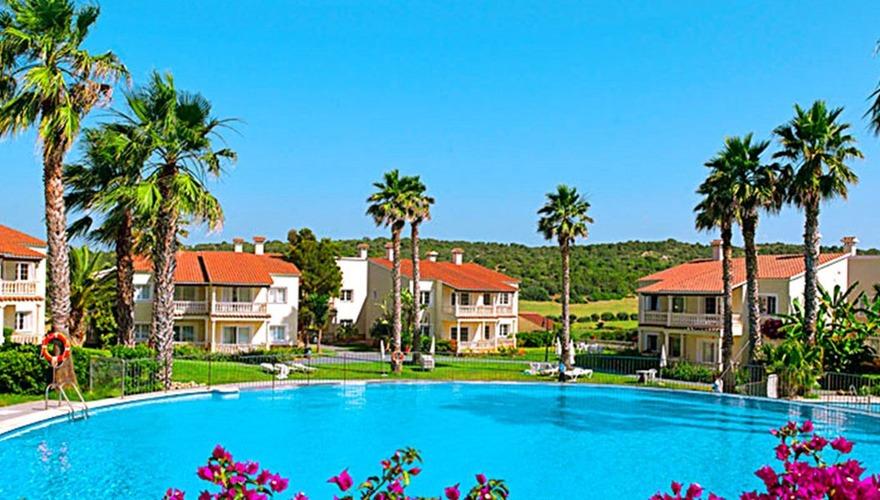 Aparthotel jardin de menorca w playa de son bou minorka for Aparthotel jardin
