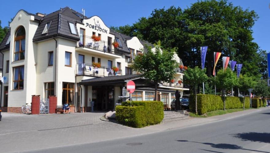 Aparthotel posejdon w zachodniopomorskie polska for Appart hotel 5 terres
