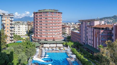 Hotel Blue Star Opinie Zdjęcia Alanya Riwiera Turecka