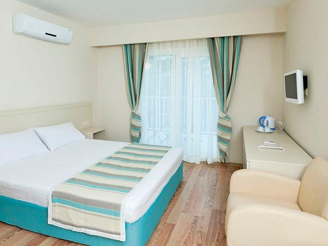 Hotel Bodrum Beach Resort w Gumbet, Wybrzeże Egejskie (Turcja)