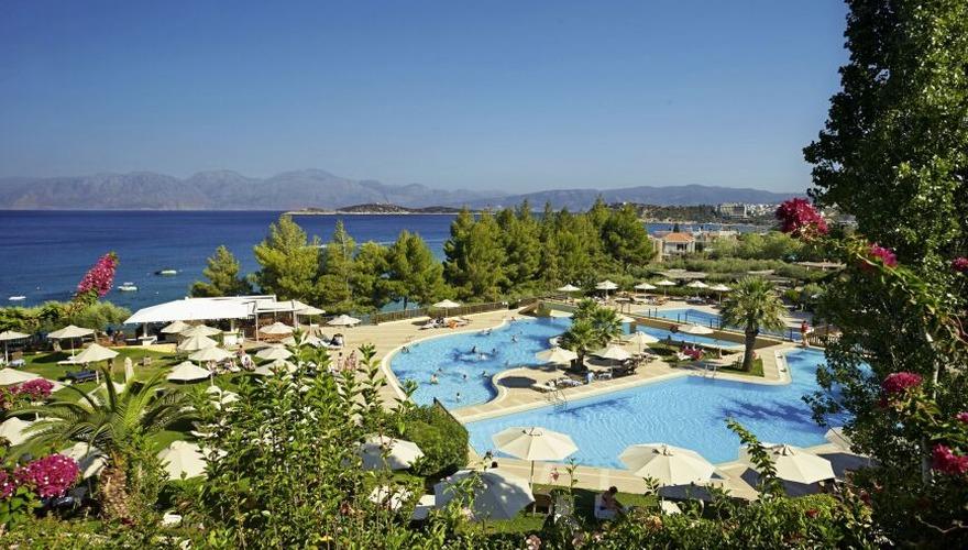 Candia Park Village W Agios Nikolaos Kreta Grecja