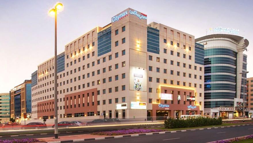 Citymax bur dubai w dubaju emiraty arabskie for K porte inn hotel dubai