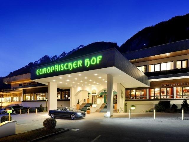 Hotel Europaischer Hof Gastein