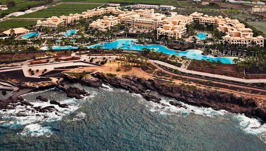 Gran melia palacio de isora w alcala teneryfa hiszpania - Hotel gran palacio de isora ...