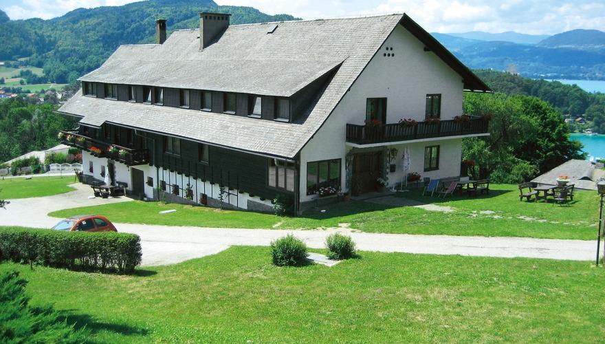 Haus am Wald w Reifnitz Austria