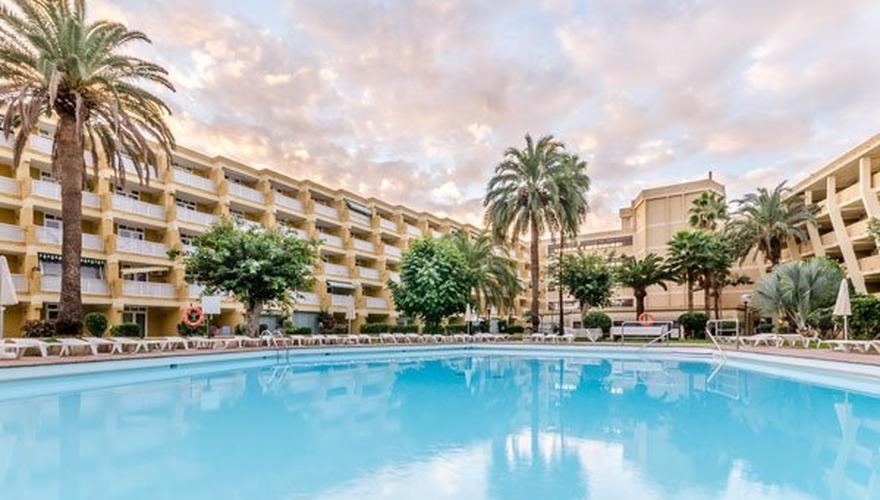 Aparthotel Jardin Del Atlantico Of Jardin Del Atlantico W Playa Del Ingles Gran Canaria