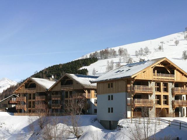 Hotel le goleon w les 2 alpes dauphine isere francja for Hotels 2 alpes